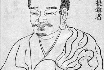 Tổ thứ VIII: Phật Đà Nan Đề (Buddhanandi; buddhanandi) 第 八 祖 佛 陀 難 提 尊 者