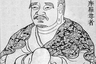 Tổ thứ XIII: Ca Tỳ Ma La (Kapimala; kapimala) 第 十 三 祖 迦 毗 摩 羅 尊 者