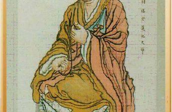 Đại sư Châu Hoằng Liên Trì - Liên Tông Bát Tổ