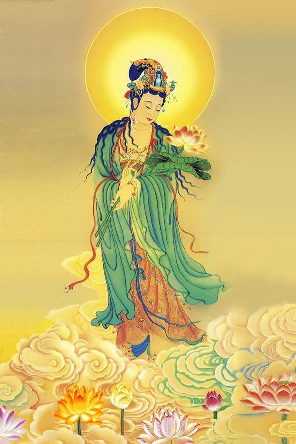 Phật Đại Thế Chí Bồ Tát
