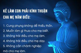 Đức phật dạy về hiếu đạo - Thích Trúc Thái Minh