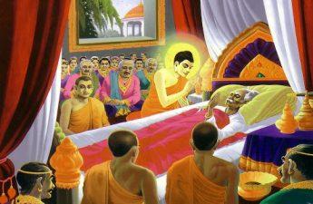 Đức Phật là một tấm gương đại hiếu thảo cho chúng ta noi theo