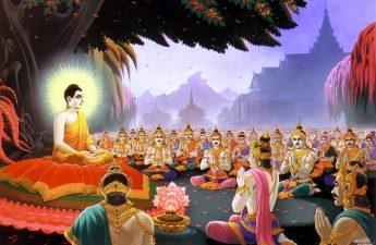 Phật thuyết giảng