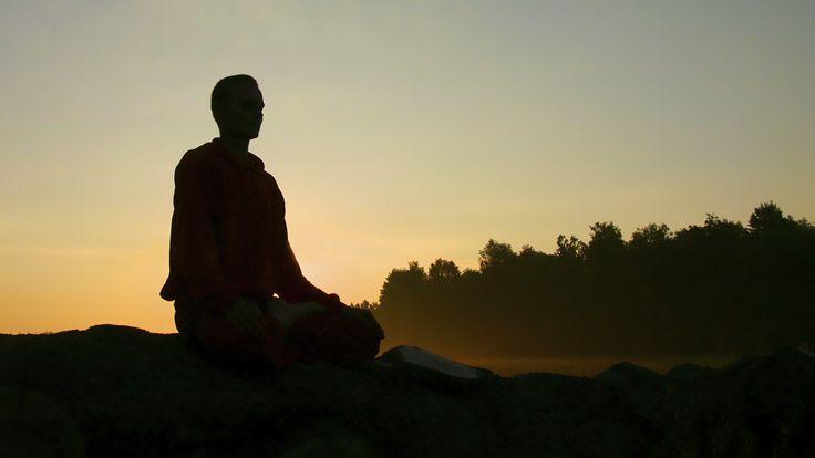 Bí quyết vượt qua nỗi đau khi ngồi thiền