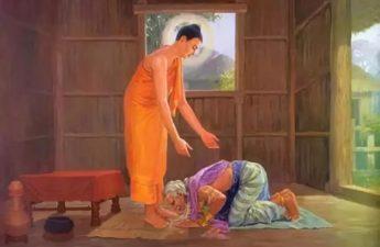 Cung Kính Đức Phật