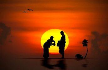 Giúp người khác ly hôn là tự làm giảm phước báu của chính mình