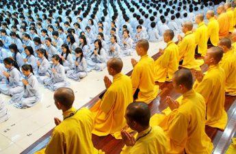 Sám Hối Tụng Kinh Niệm Phật