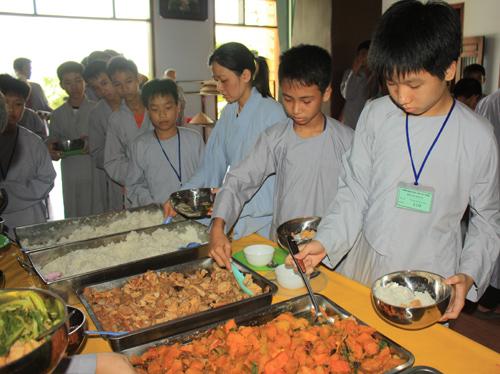 Ăn chay trong ý nghĩa đối với người tu hành
