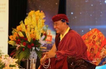 """Lời khai thị: """"Đi tìm sự tự tin"""" của Đức Pháp Vương Gyalwang Drukpa"""