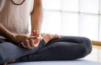 Thiền định giúp giảm căng thẳng