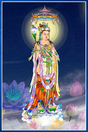 Đại Thế Chí Bồ Tát Niệm Phật Viên Thông Chương Sớ Sao - Bửu Quang Tự đệ tử Như Hòa