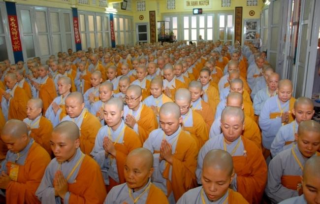 Sự truyền thừa Ni giới đắc pháp trong lịch sử Phật giáo