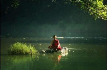 tâm được thanh tịnh khi Niệm Phật