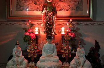 Người tu Tịnh Độ có nên thờ Phật trong phòng ngủ không?