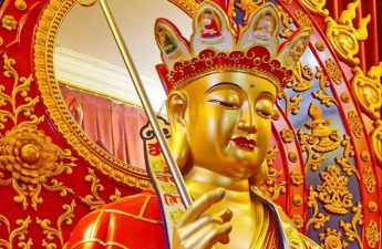 Địa Tạng Bồ Tát từ bi khai thị về năm giới cấm của Phật
