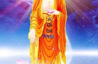 Đức Phật A Di Đà