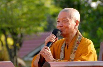 HT Thích Trí Hạ Quảng - Niệm Phật đúng pháp