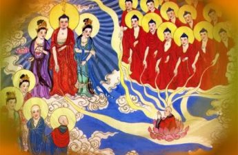Niệm Phật ba ngày ba đêm bèn vãng sanh