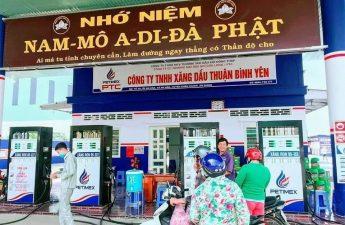 In danh hiệu Nam Mô A Di Đà Phật