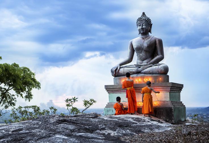Buddhism - Do đâu Phật giáo suy vi