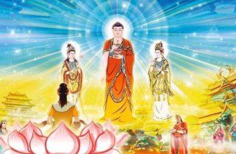 Chú Sa Di Niệm Phật Vãng Sanh
