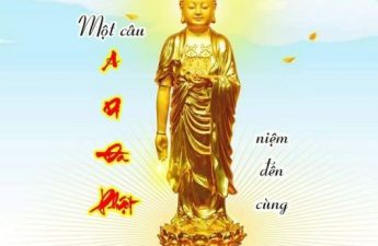 Một câu A Di Đà Phật niệm đến cùng