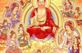 Tâm trụ nơi danh hiệu A Di Đà Phật