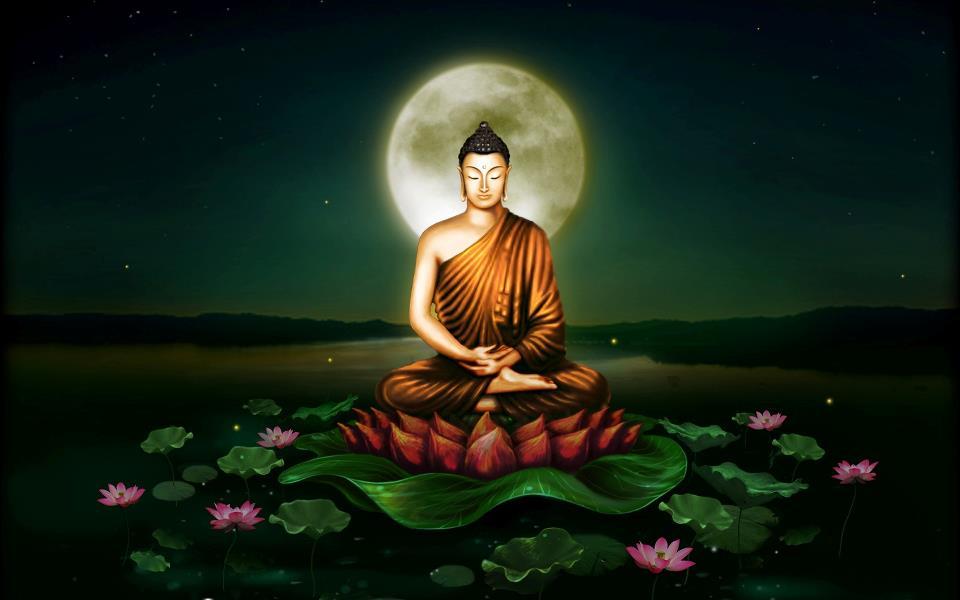 Phật nói về uy lực của Chú Lăng Nghiêm