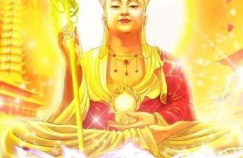 Sự linh ứng của Địa Tạng Bồ Tát