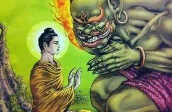 Đức Phật và qủy thần