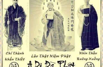 Gặp việc không thuận lợi mau gấp niệm Di Đà - Ấn QUuang Đại Sư - Hải Hiền Bồ Tát - HT Tịnh Không