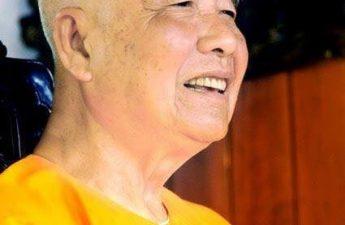 Thiền sư Thích Thanh Từ