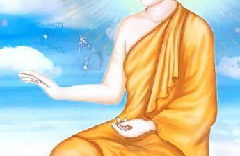 Trong mộng Niệm Phật, gặp dữ hóa lành - Đức Phật