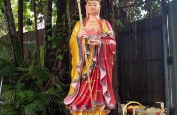 Tượng Đức Bồ Tát Địa Tạng