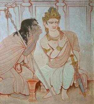 Vua A Xà Thế (Ajatasattu) - Đề Bà Đạt Đa (Devadatta)