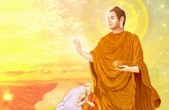 Tôn giả A Nan (Ananda) và Đức Phật