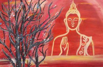 In hình Phật, danh hiệu Phật vào báo chí