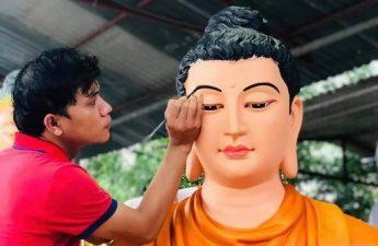 Công đức người tạc tượng Đức Phật