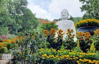 Con nguyện lòng tôn kính phật tuyệt đối - Phật Quang