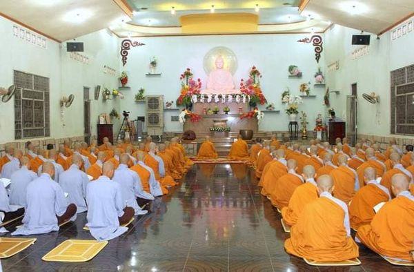 Hướng Dẫn Thiền (Tt. Thích Chân Quang)
