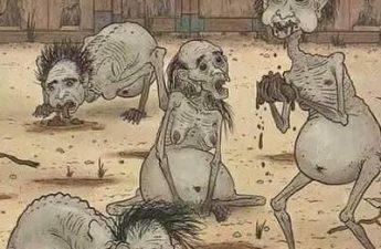Lời nhắn gửi vô cùng quan trọng của quỷ đói (Ngạ quỷ) cho người thế gian