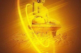 Người Niệm Phật có ánh sáng Vô Lượng Quang