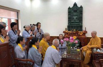 HT Tôn sư Thượng Trí Hạ Quảng chia sẻ