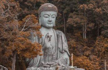 Ăn chay có được phước hay không - Tượng Đức Phật